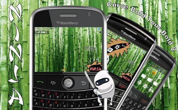Blackberrybelt Ninja Theme
