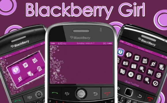 Blackberry Girl Theme