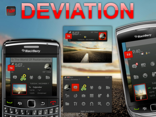 Premium Deviation Theme