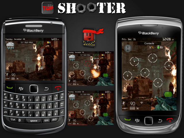 Premium Shooter Theme